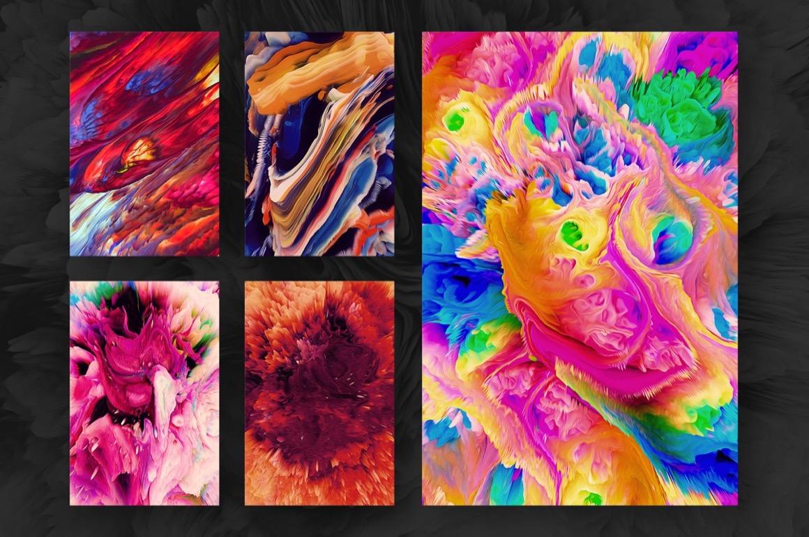 気分は世界一周なパターン&テクスチャー集