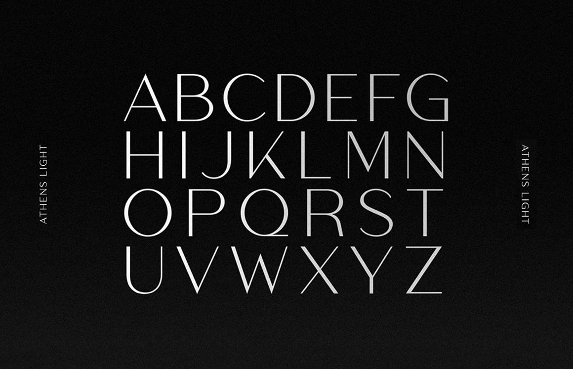 フォント好きのための厳選英語フォント集