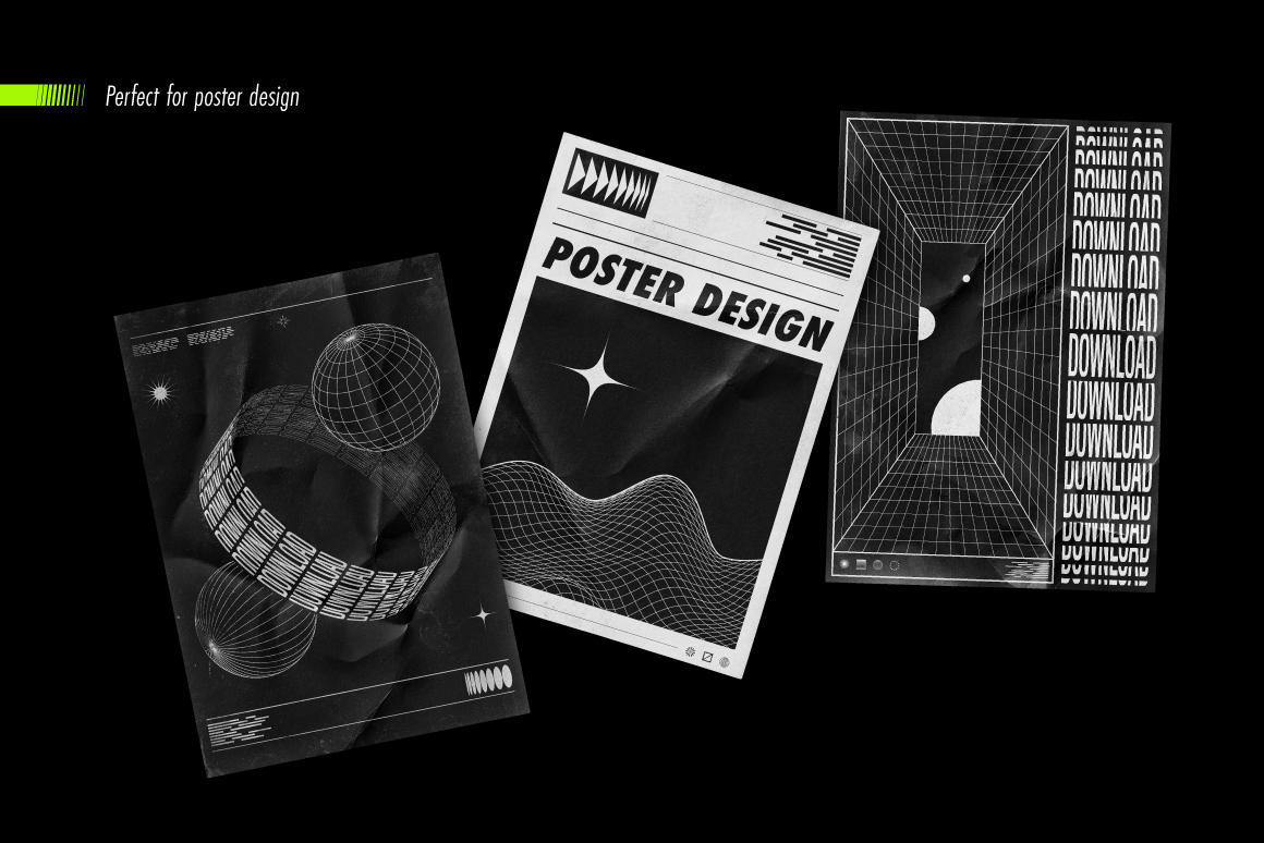 The Creator's Diverse Design Collection