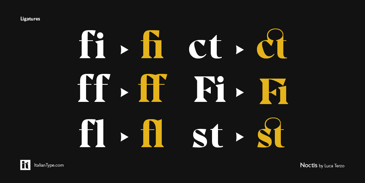 際立つデザイン!上質フォントライブラリー
