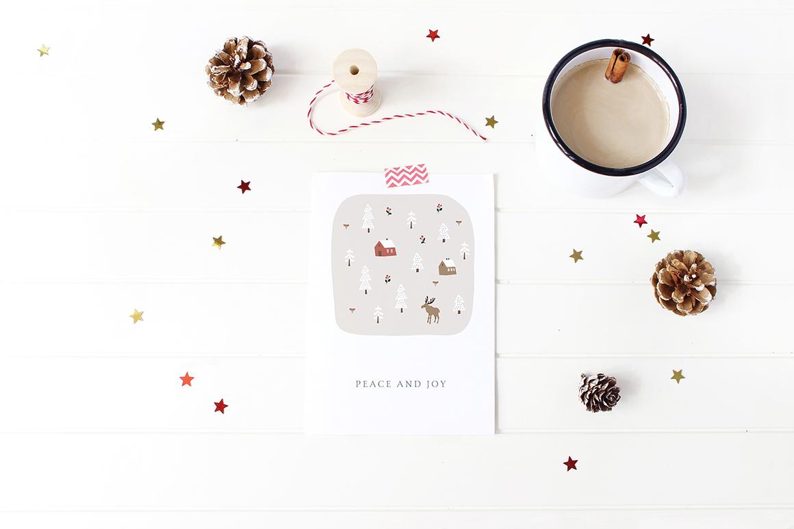 トキメキ溢れる!クリスマスデザイン素材集