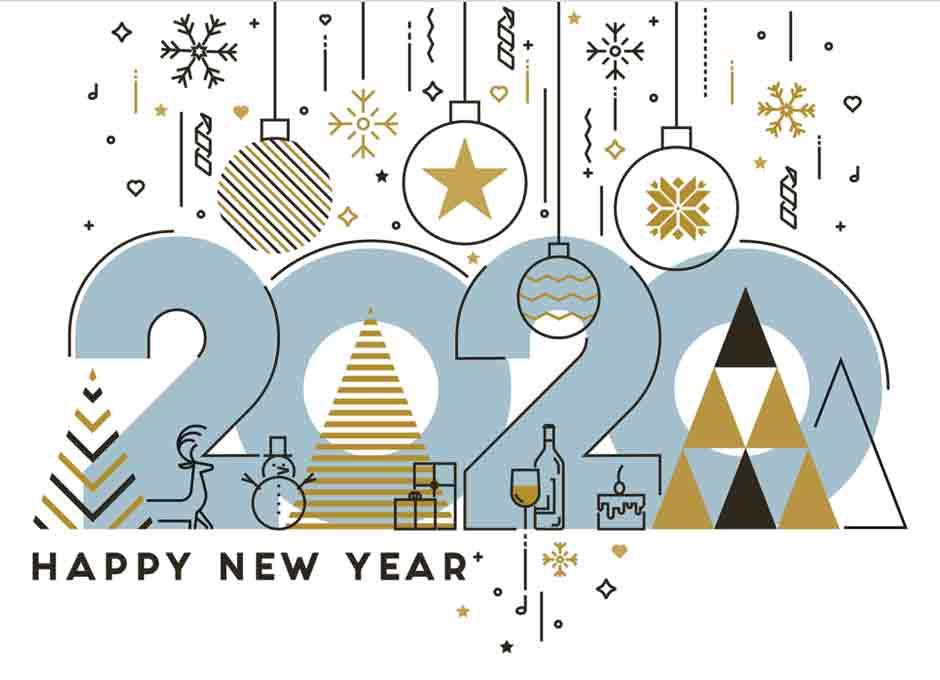 年賀状・クリスマスカードのデザインアイデア集